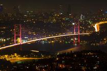 Istanbul Bosphorus Bridge von Evren Kalinbacak