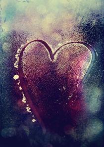 Icy Heart I von Sybille Sterk
