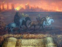 The Four Horsemen by Stephen hanson