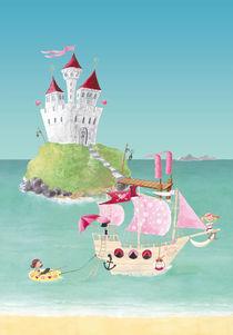 Pink Pirates® die Piratenschwestern by Gosia Kollek