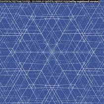 blue white von briony heath