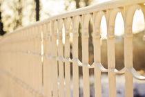Winter Fence by Philipp Götze