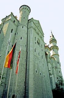 Neuschwanstein Germany von Kevin W.  Smith