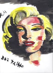 marilyn monroe by Eti Tritto