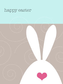 easter bunny by thomasdesign