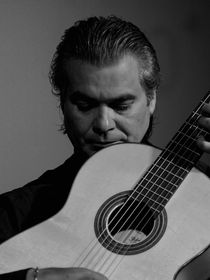 Flamenco Guitar 4 von bill