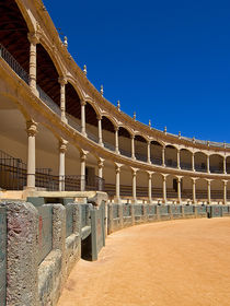 Ronda Bullring by bill