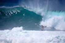 Waimea Bay North Shore Oahu Hawaii von Kevin W.  Smith