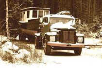 alter LKW von tinadefortunata