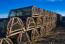 Lobster Traps by John Greim