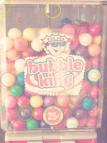 Bubble Gum Pop von Kat Finn