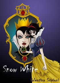 Snow White by Valentina Scipioni