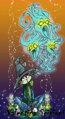 Magic (1)!! by Valentina Scipioni