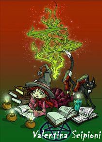 Magic (2)!! by Valentina Scipioni