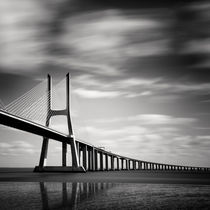 Vasco da Gama Bridge by Nina Papiorek