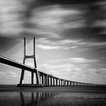 Vasco da Gama Bridge von Nina Papiorek