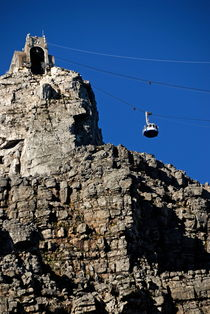 Table Mountain Cable car by Sami Sarkis Photography