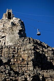 Table Mountain Cable car von Sami Sarkis Photography