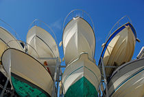 Boat rack by Sami Sarkis Photography