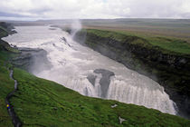 Gullfoss ('Golden Falls') by Sami Sarkis Photography
