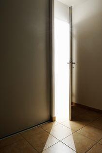 Doorway left ajar by Sami Sarkis Photography