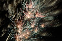 Fireworks on Bastille Day by Sami Sarkis Photography