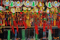 Souvenirs shop at Perfume Pagoda near Hanoi by Sami Sarkis Photography