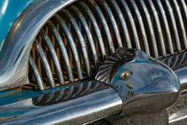 Classic American car bumper in Vinales von Sami Sarkis Photography