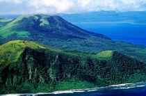 Volcanoes on Nguna island by Sami Sarkis Photography