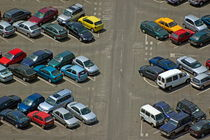 Rf-cars-crowded-gibraltar-parking-lot-pattern-adl1461