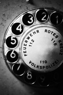 Telefon-waehlscheibe