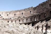 Colosseum in Rom by Norbert Fenske