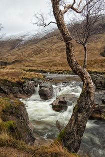 Glen Etive Scotland von Paul messenger