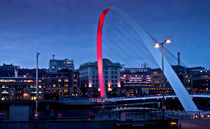 The Millenium Bridge by John Ellis