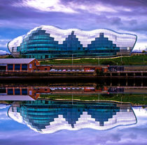 The Sage Gateshead by John Ellis