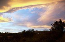 Himmel über der Costa Blanca 2 by Heinrich Reisige