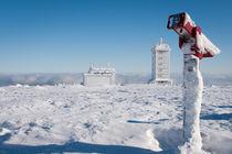 Brocken im Winter von Andreas Levi