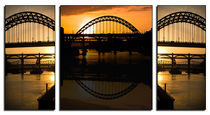 Tyne Tryptych by John Ellis