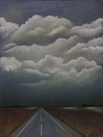 This Menacing Sky by Cynthia Lassiter