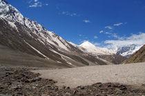 Snow in the Lahaul Valley von serenityphotography