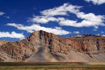 Scenery in Spiti Valley von serenityphotography