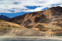 Scenery in Spiti Valley by serenityphotography