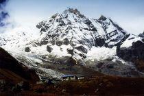 Nepal - Annapurna Himal, Base Camp, Annapurna I. 8091 m by Karel Plechac