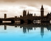 Westminster reflected von sharon lisa clarke