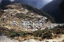 Nepal-khumbu-himal-sherpasiedlung-namche-bazar