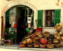 Baskets Anyone by Lainie Wrightson
