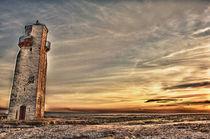 Lighthouse At Southerness von Derek Beattie