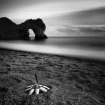 Durdle Door II by Nina Papiorek