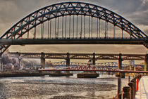 Winter Tyne by John Ellis