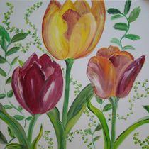 Tulpen by Ka Wegner